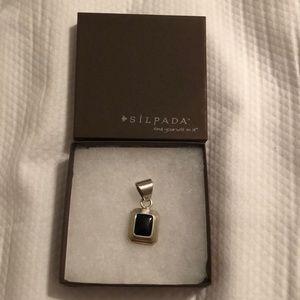 Silpada pendant gently used